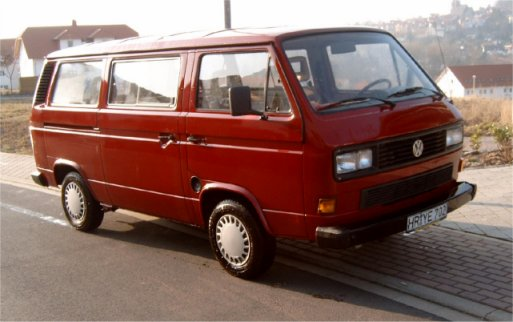 VW Bus T3 Multivan